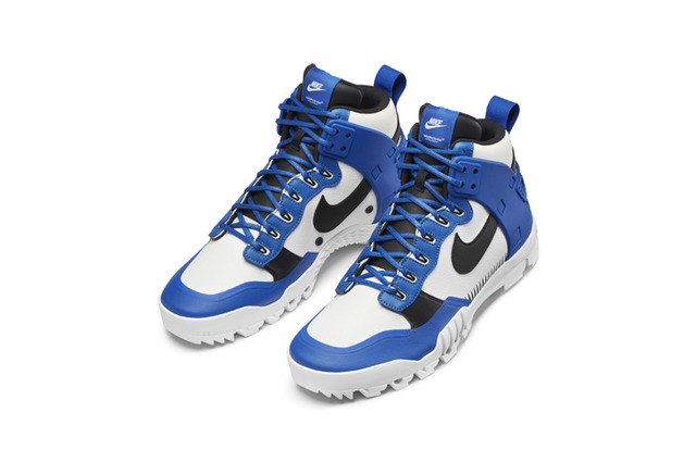 「THE NIKELAB × UNDERCOVER SFB JUNGLE DUNK」/ロイヤルブルー×白(2万5,000円)