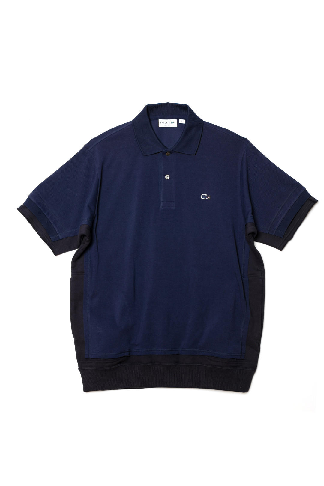 Short Sleeved polo ネイビー(3万9,000円)