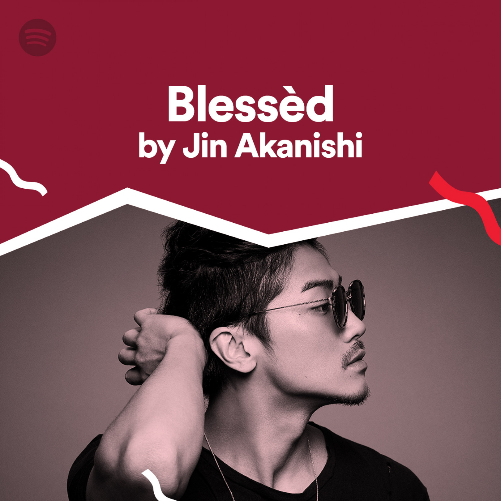 赤西仁 「Blessed by Jin Akanishi」