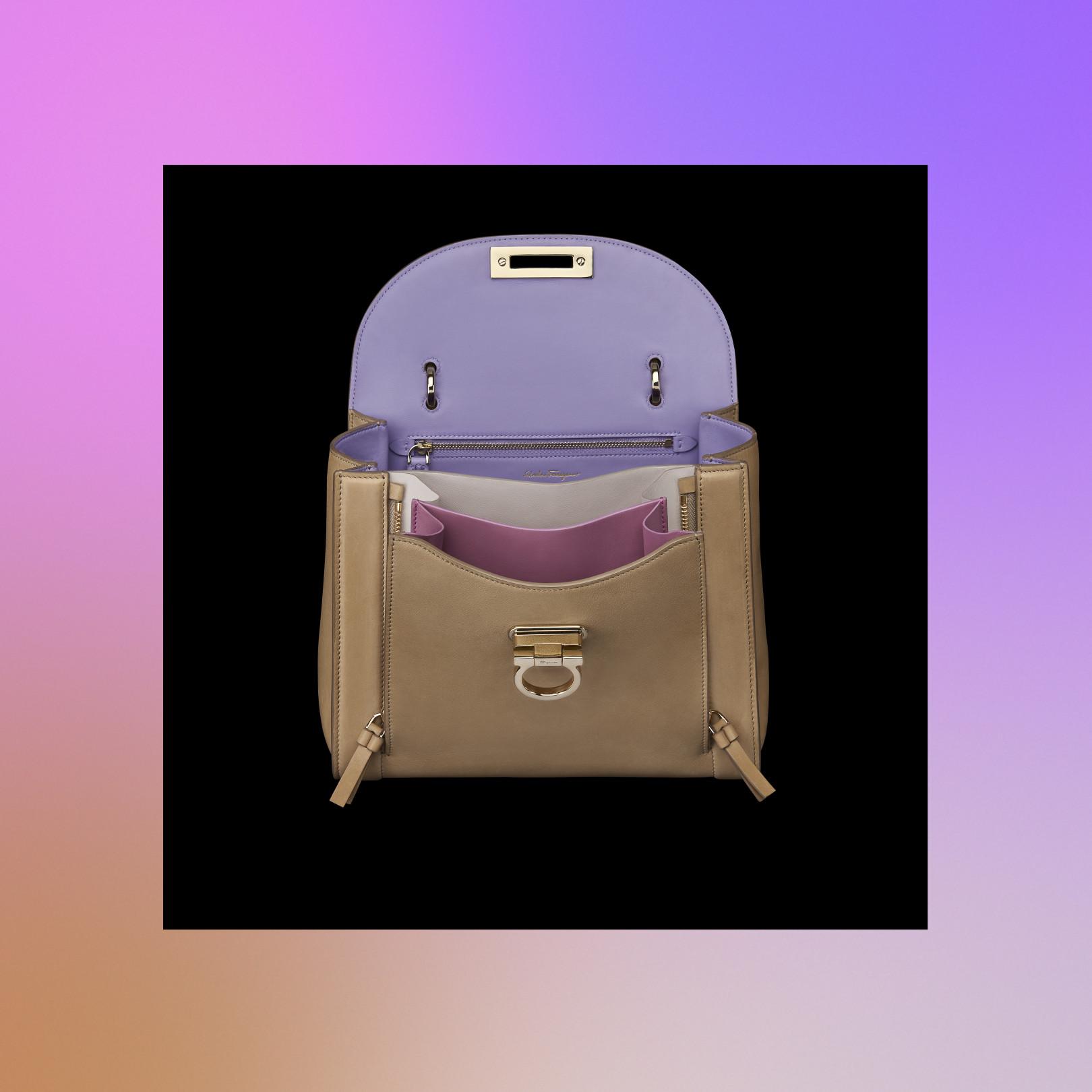 c5b7175c9c91 サルヴァトーレ フェラガモ、新作バッグ「ソフィア・ レインボー」発売(17/18)