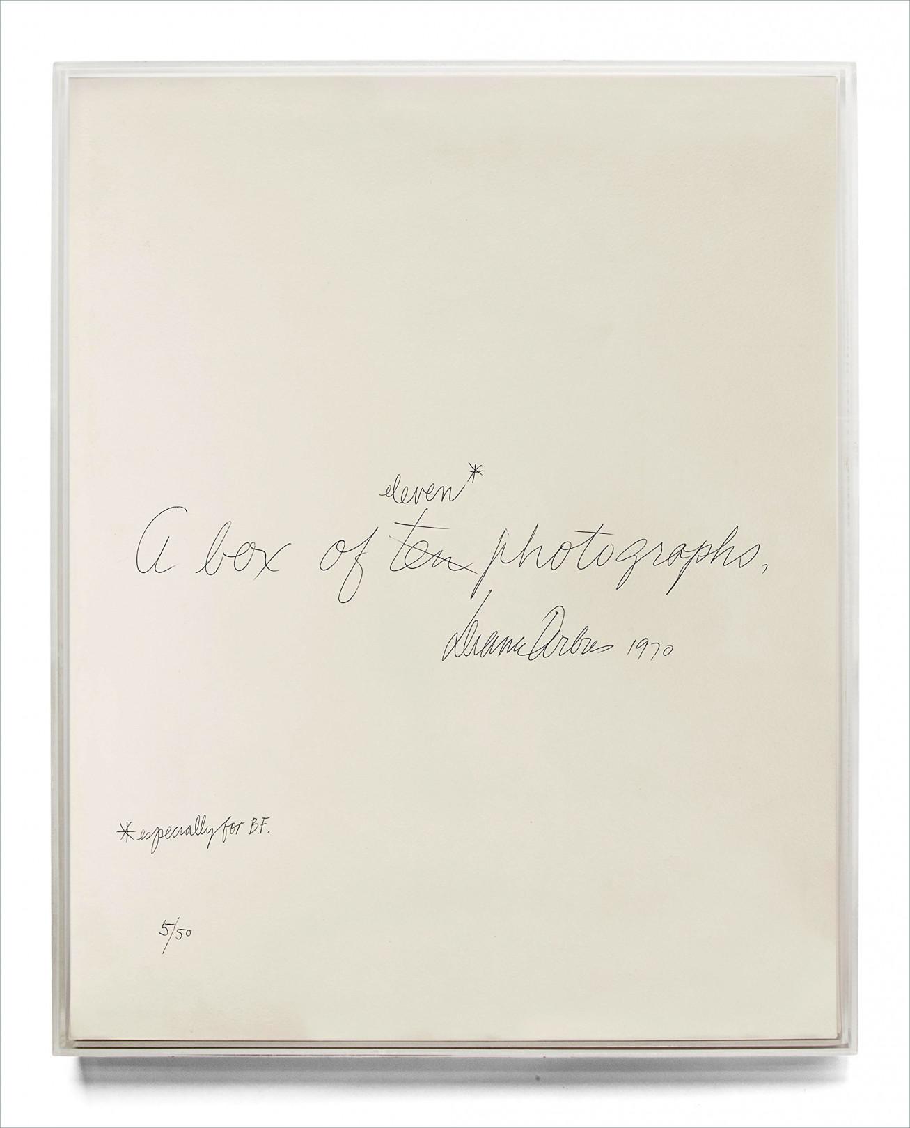 ダイアン・アーバスの幻のポートフォリオがアーバス展カタログで蘇る【ShelfオススメBOOK】の画像:キレイスタイルニュース
