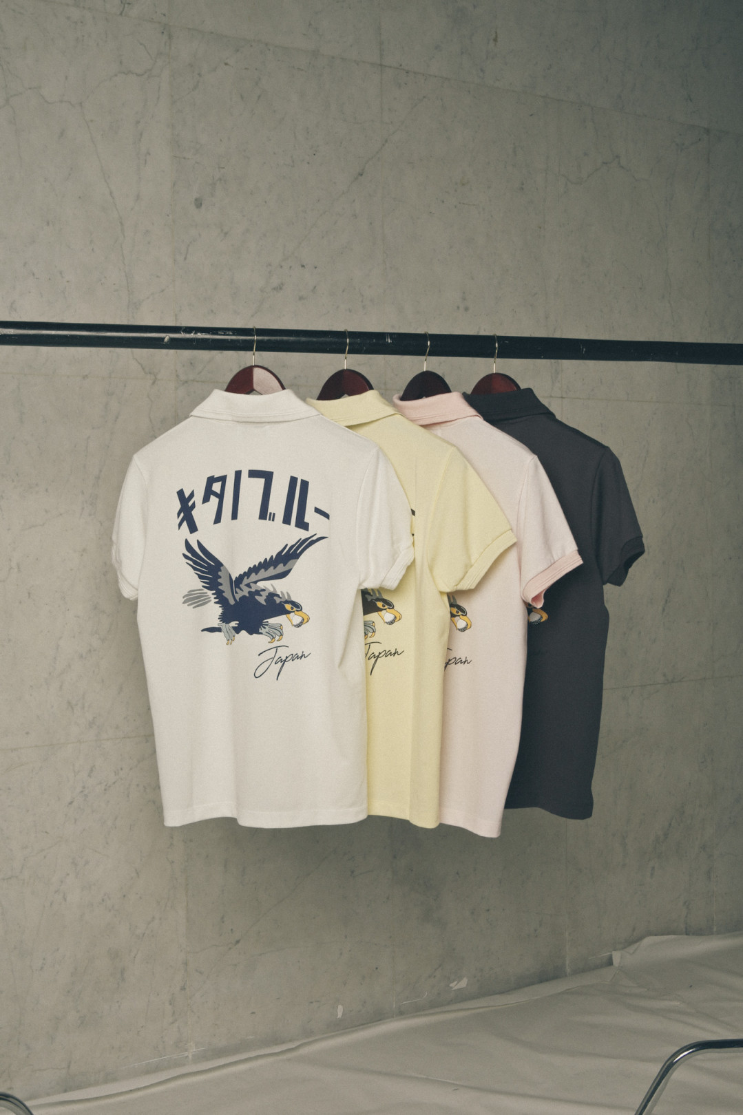EAGLE POLO SHIRT 1万9,800円