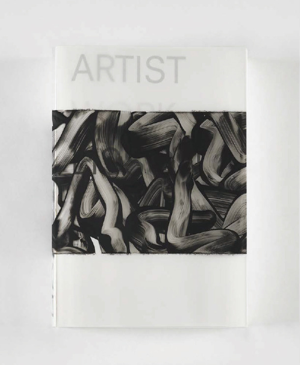 『ARTIST | WORK | LISSON』(HANDMADE EDITION by RICHARD LONG)