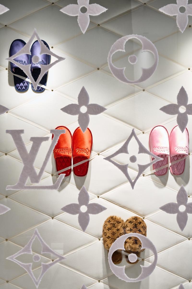 online store 9af4f 7af84 ルイ・ヴィトンがホームシューズコレクションを新宿伊勢丹で国内 ...