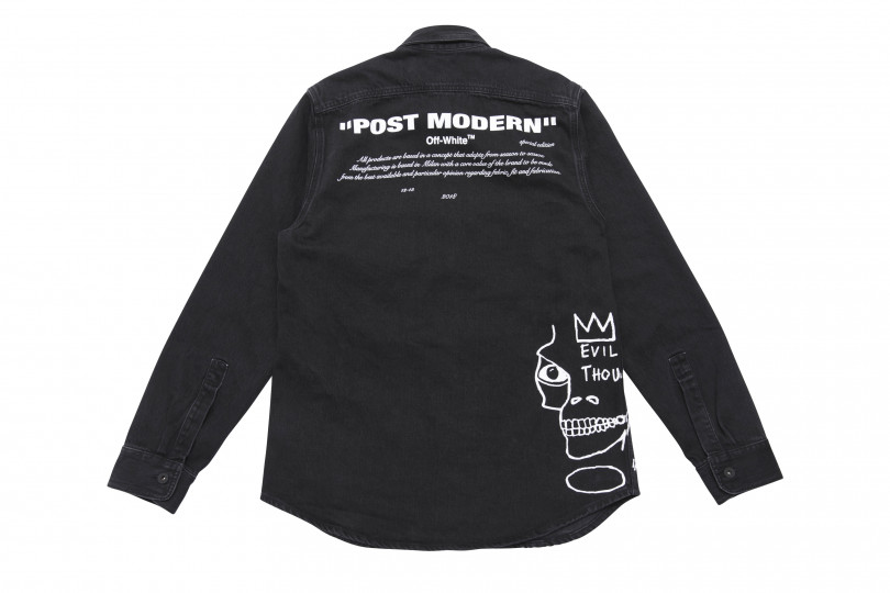 POST MODERN DENIM SHIRT(13万7,000円)