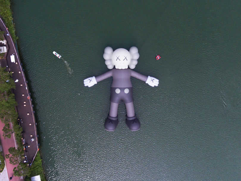 KAWS:HOLIDAY in Seoul