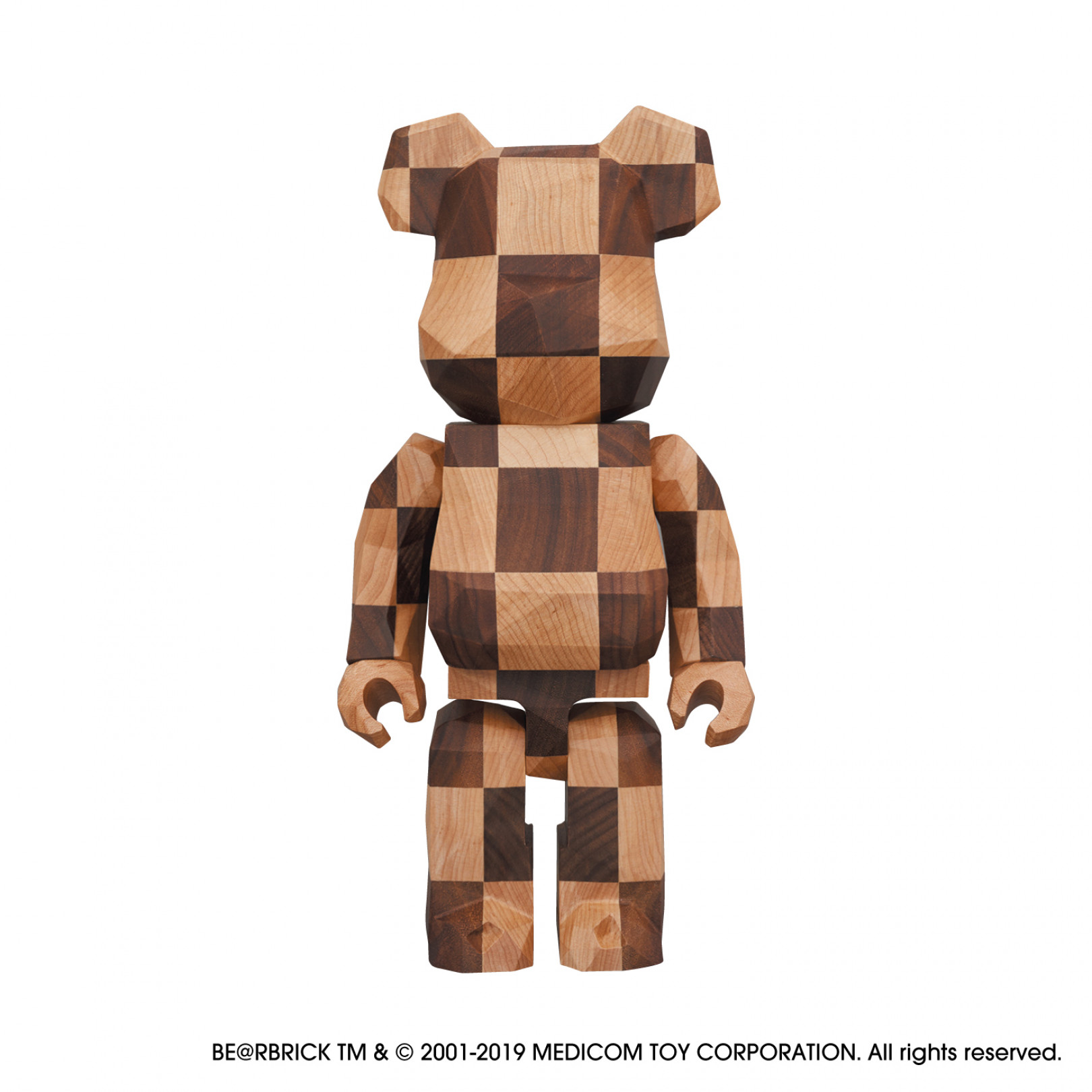 「BE@RBRICK カリモク fragmentdesign 400%」polygon – CHESS(22万円)