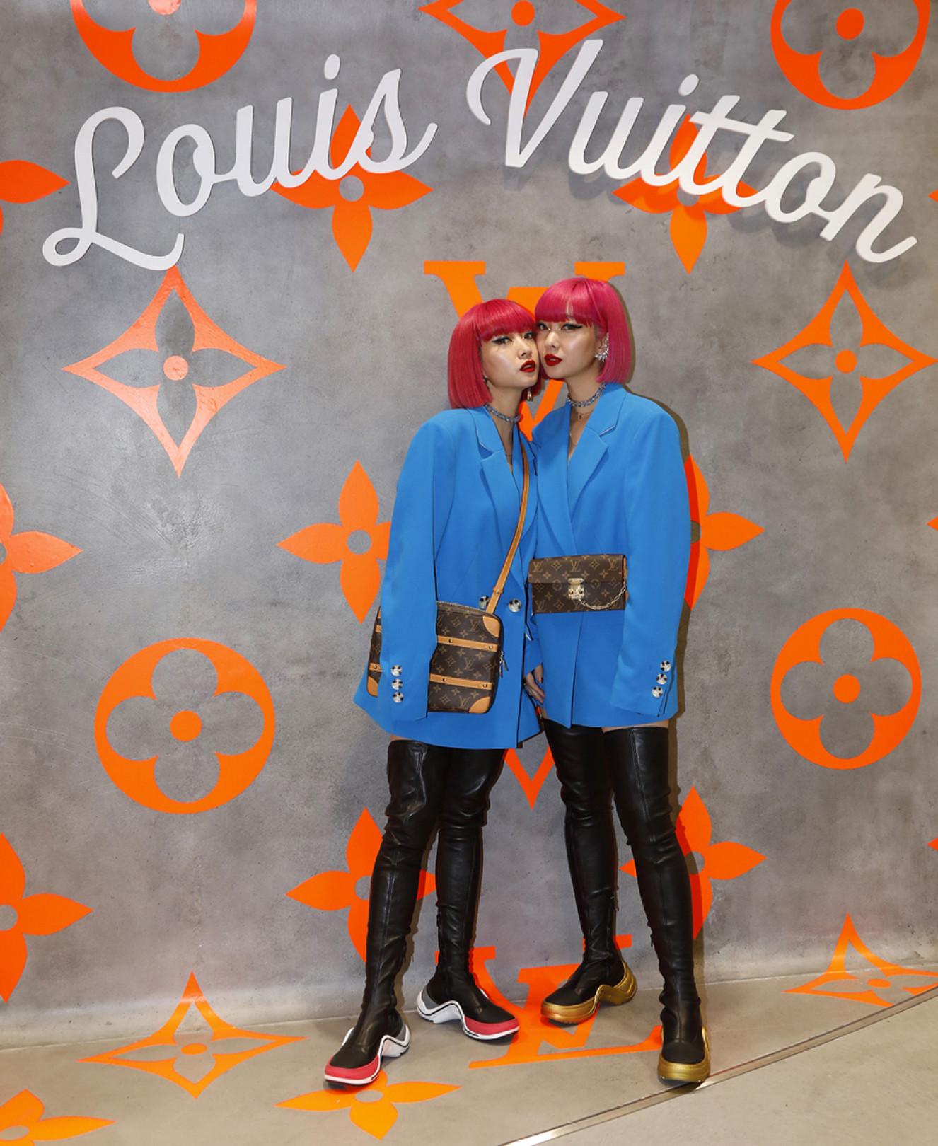 ルイ・ヴィトンのポップアップがDSMGで開催、メンズの秋冬新作&限定アイテム