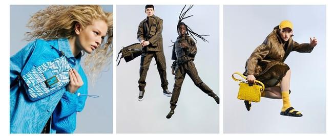フェンディが2021年 サマーカプセルコレクションを発表! サラ・コールマンとのコラボが再び実現